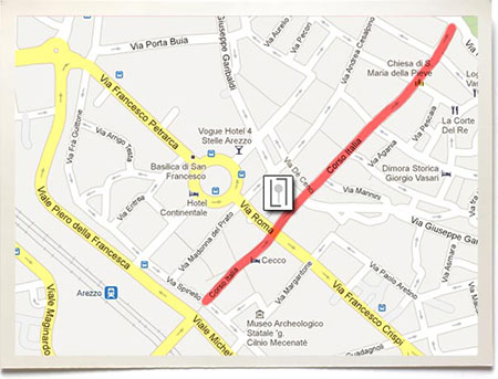 Verifica in Google Maps